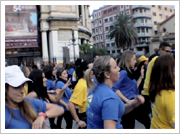 palermo,turismo,news,notizie,sicilia,estate,mare, flash mob