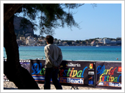 palermo,turismo,news,notizie,sicilia,estate,mare, mondello, world festival on the beach